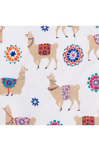 Llama Print Kaleidoscope Duvet Cover Home Amp Garden George