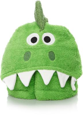 Dino Hooded Towel