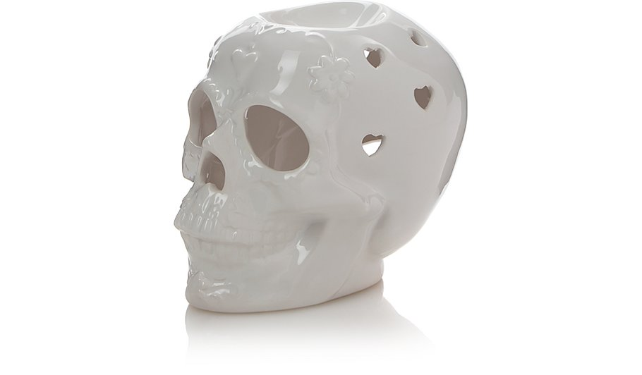 Skull-shaped Oil Burner | Home & Garden | George