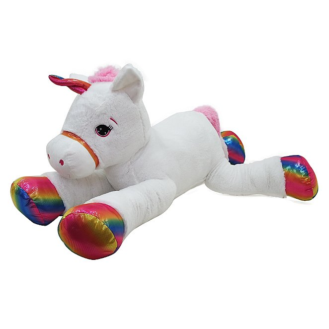 a67941d39d69 Kid Connection Giant Unicorn Soft Toy. Reset