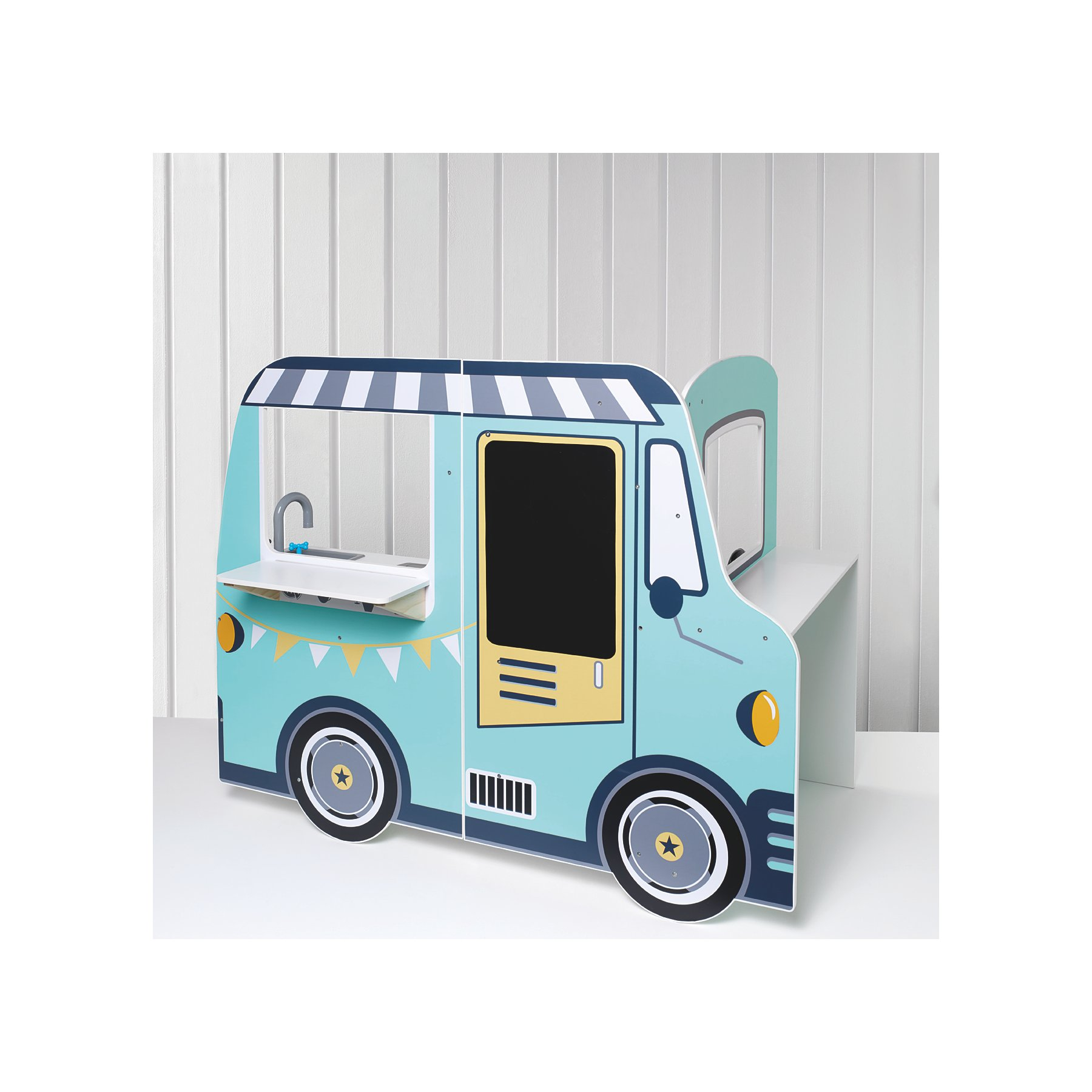 george home food truck