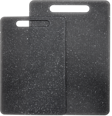 Plastic Chopping Boards 2 Pack