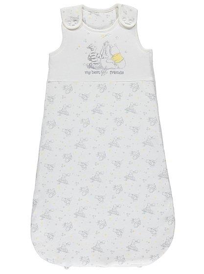 Disney Winnie The Pooh Sleeping Bag Baby George