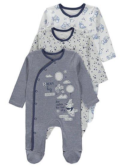 Asda Tiny Baby Boy Clothes