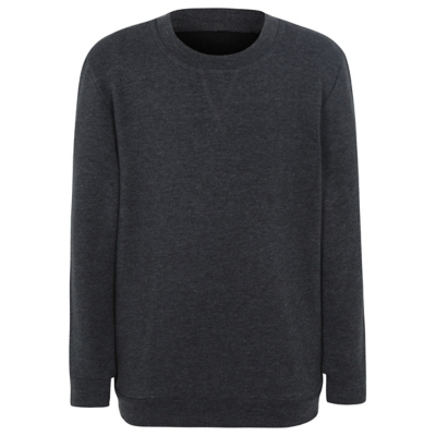 George Boys School Sweatshirt - Charcoal