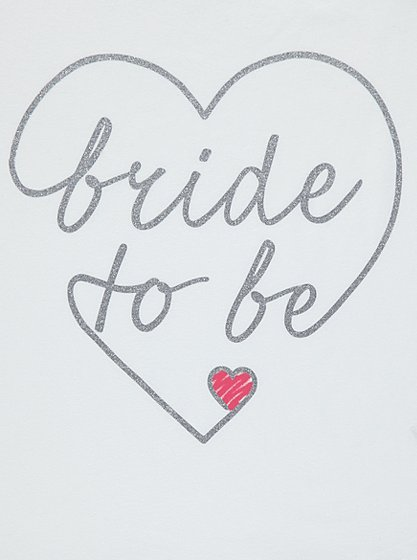 pure cotton bride to be pyjama set women george