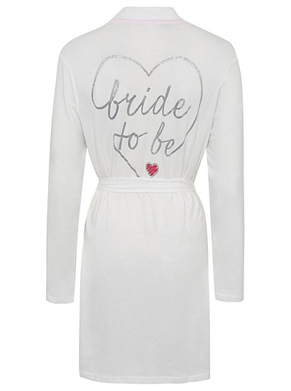 Bride-To-Be Dressing Gown   Women   George at ASDA