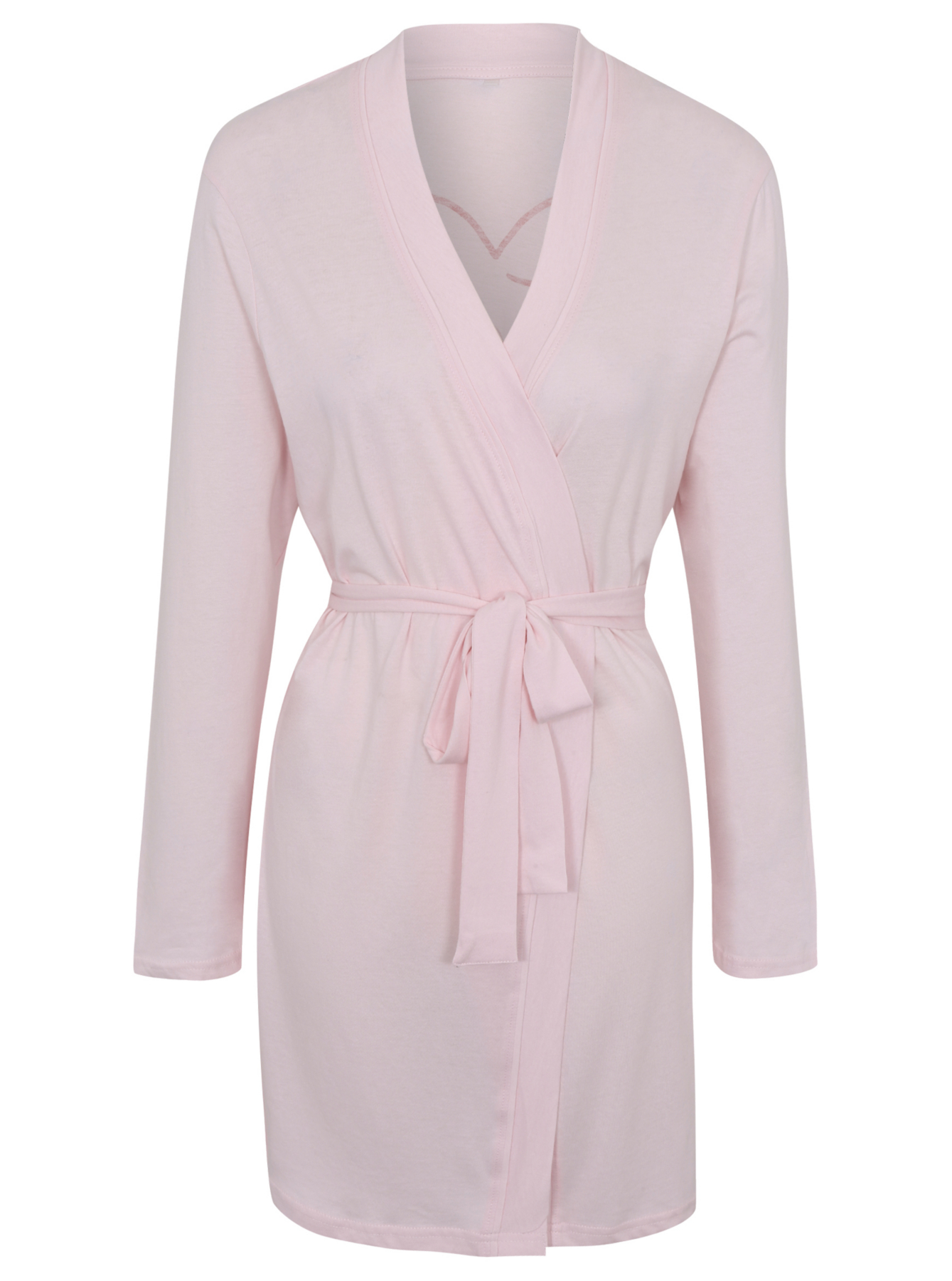 Pure Cotton Team Bride Dressing Gown Women George