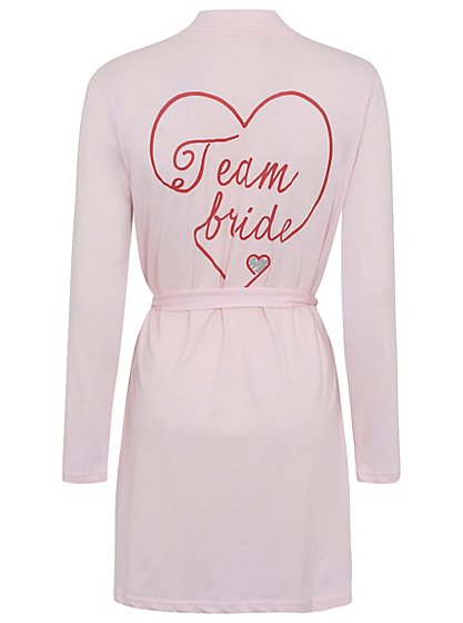 Team Bride Dressing Gown | Women | George at ASDA