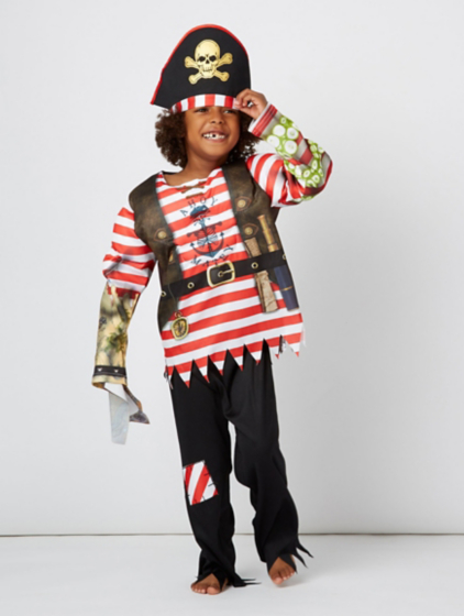 kids pirate costume. Filter. Showing 1 - 30 of products. Sort by. Showing 1 - 30 of products. Pirate 14 Inch Kids Bike. Rating out of 5 () £ Add to wishlist. Add Pirate 14 Inch Kids Marvel Hulk Children's Fancy Dress Costume. Rating out of 5.