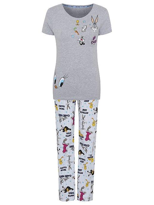 78d75c1b9 Looney Tunes Just Chillin  Pyjama Set