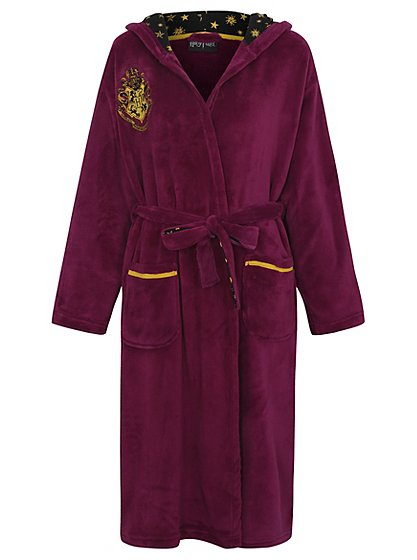 Harry Potter Dressing Gown   Women   George at ASDA