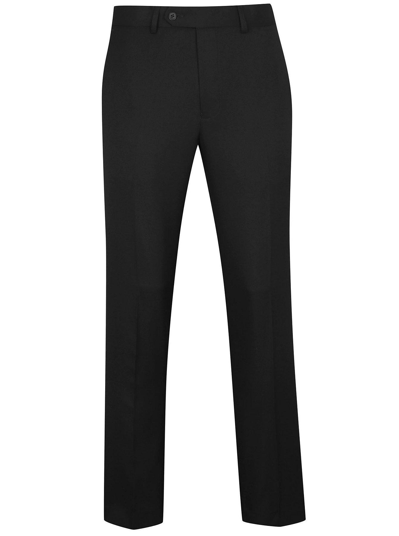 Liquidación 2018 Nuevo Pantalón Ajustado A La Medida - Departamento De Negro 5 Descuento precio mayorista pj46Re