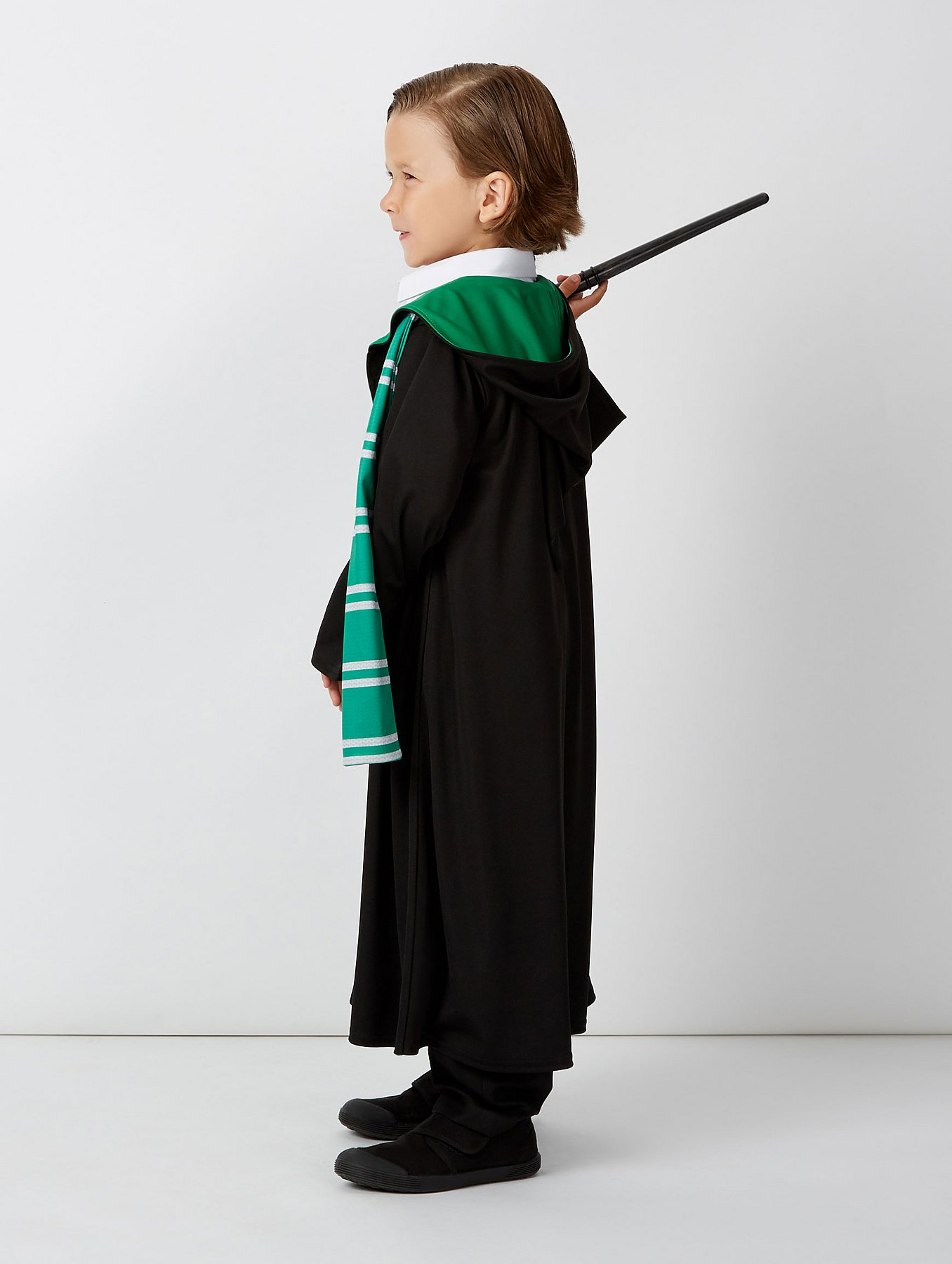 Harry Potter Draco Malfoy Fancy Dress Costume | Kids | George at ASDA