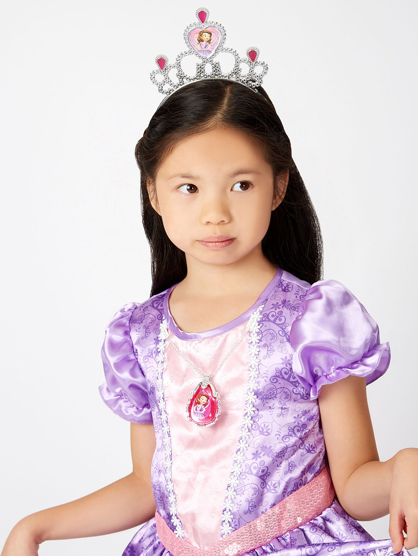 Disney Sofia the First Fancy Dress Costume | Kids | George at ASDA