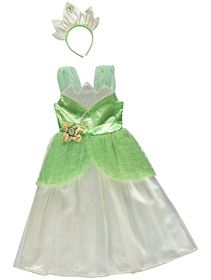 Disney princess tiana fancy dress costume kids george thecheapjerseys Images