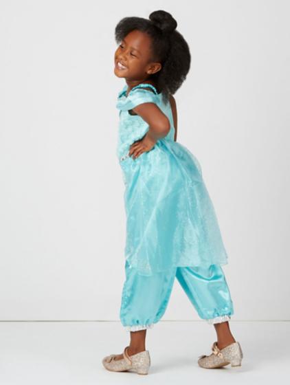 Disney Princess Jasmine Fancy Dress Costume | Kids | George