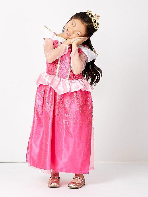 86435e57e4fc6 Disney Princess Sleeping Beauty Fancy Dress Costume | Kids | George ...
