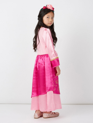 from£14.00  sc 1 st  George - Asda & Disney Princess Mulan Fancy Dress Costume | Kids | George