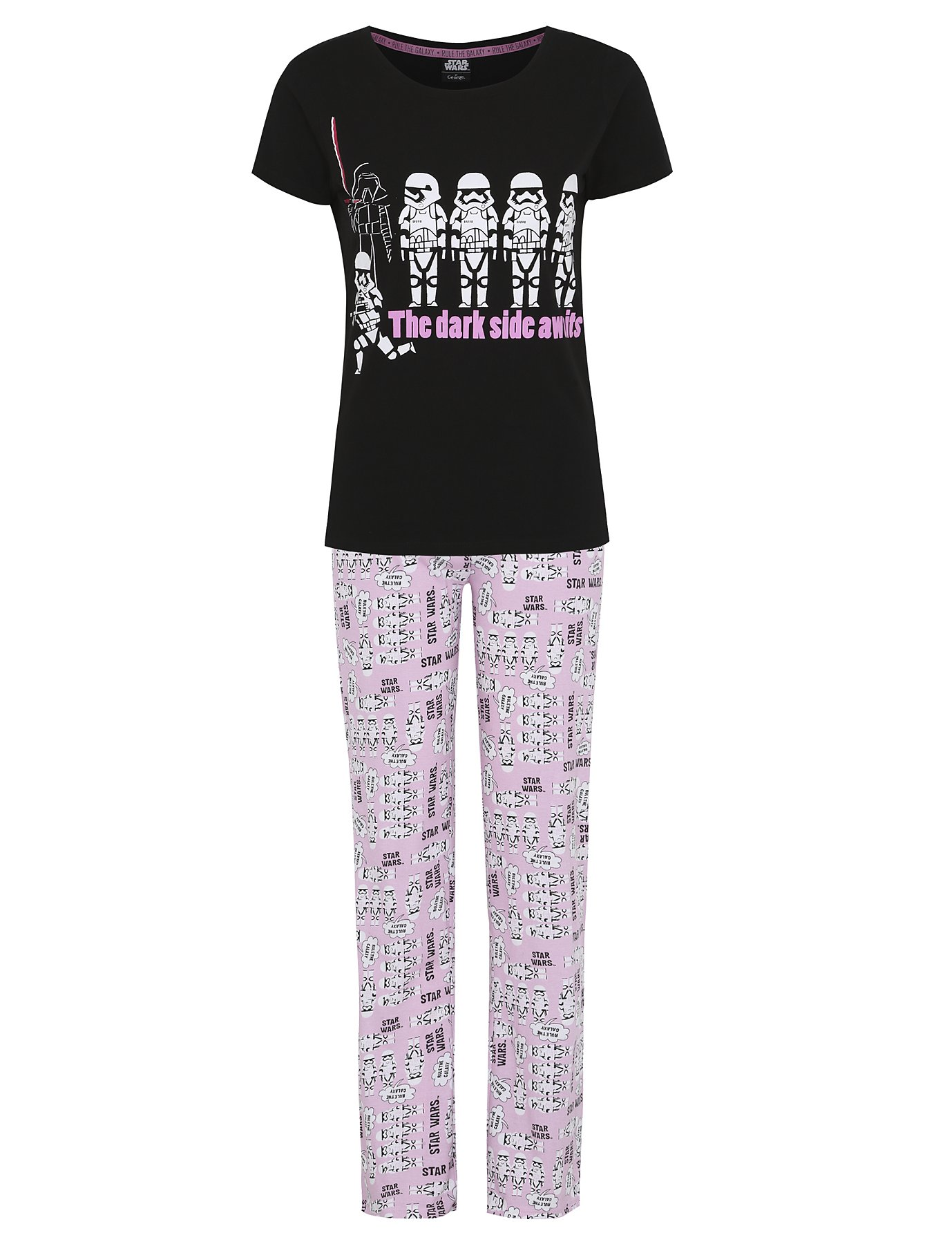 Star Wars Pyjama Set | Women | George at ASDA
