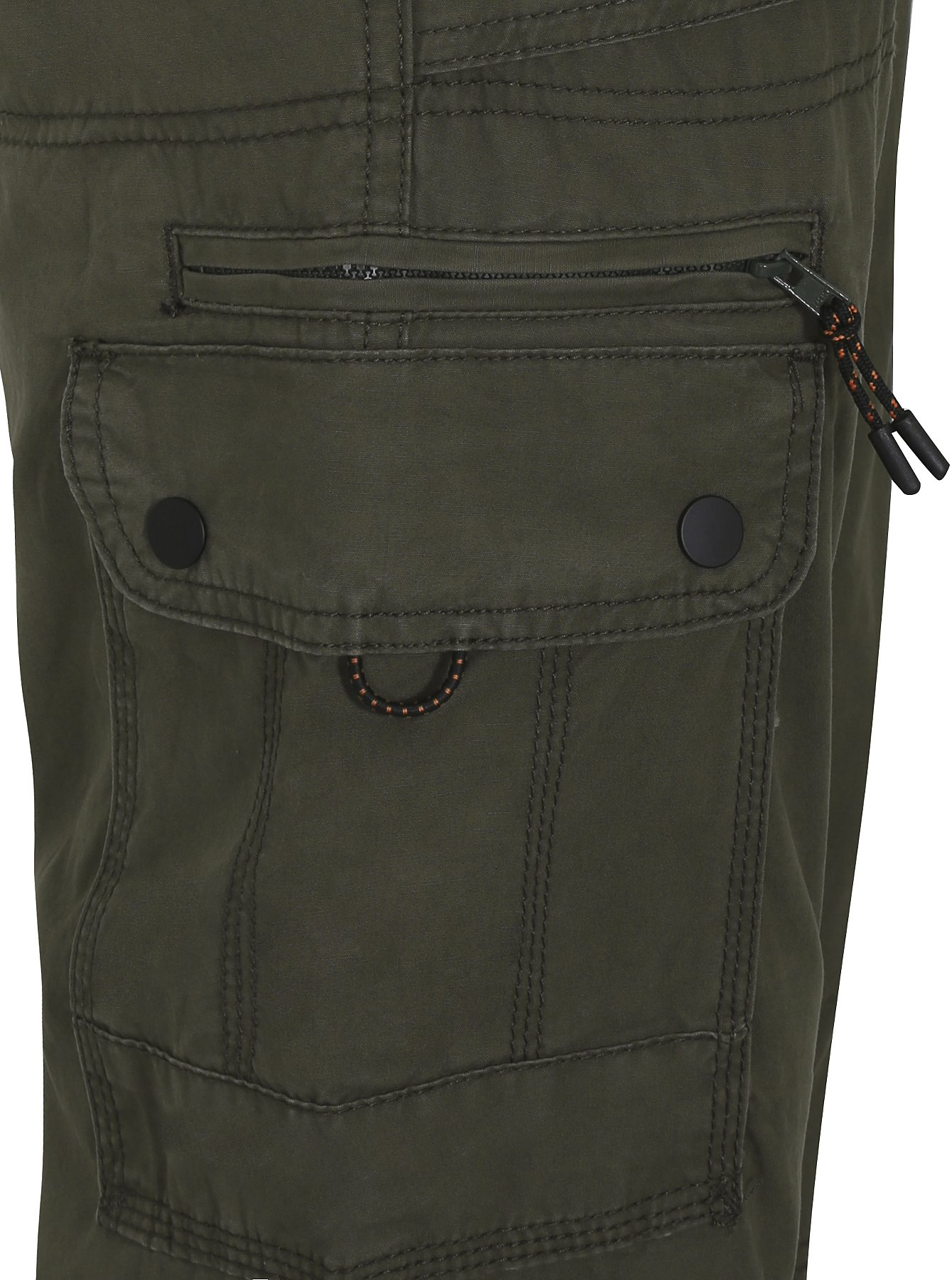 Belted Cargo Trousers – Khaki | Men | George at ASDA