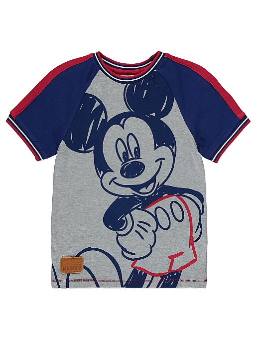 f59ae59f571 Disney Mickey Mouse T-Shirt. Reset