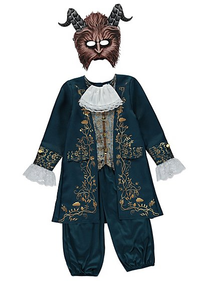 Disney Beauty and the Beast Beast Costume | Kids | George ...