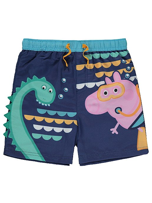 Peppa Pig George Pig Swim Shorts. Reset f5e44c309