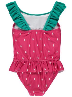 Strawberry Swimsuit