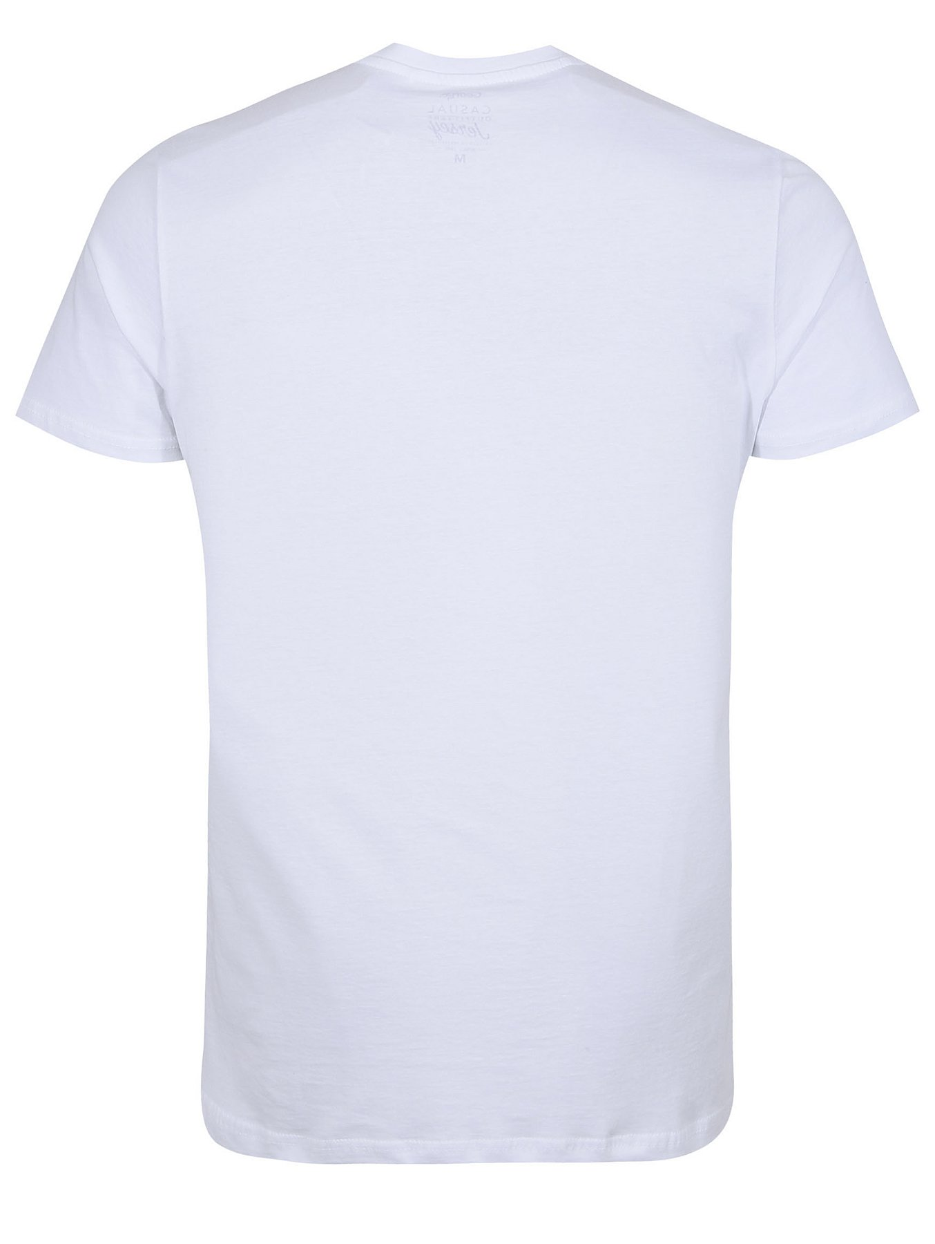 sells good out x low price sale White Crew Neck T-shirt