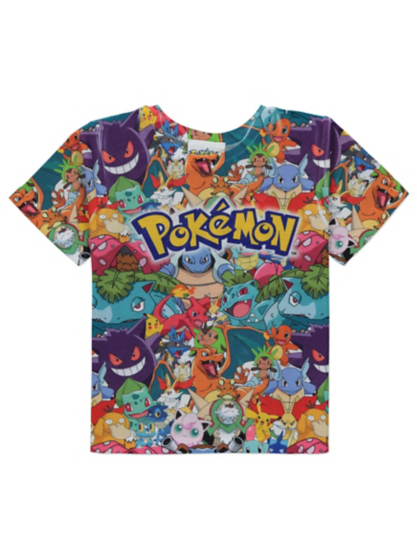 May 09,  · This is a very good t-shirt for any fellow pokemon trainer!! Date published: Rated 5 out of 5 by Ohmybreee from Perfection I bought this pokemon trainer shirt as a gift, along with the pokeball boxers, charmander belly ring, and a superman comic pop cup and everything was perfect!