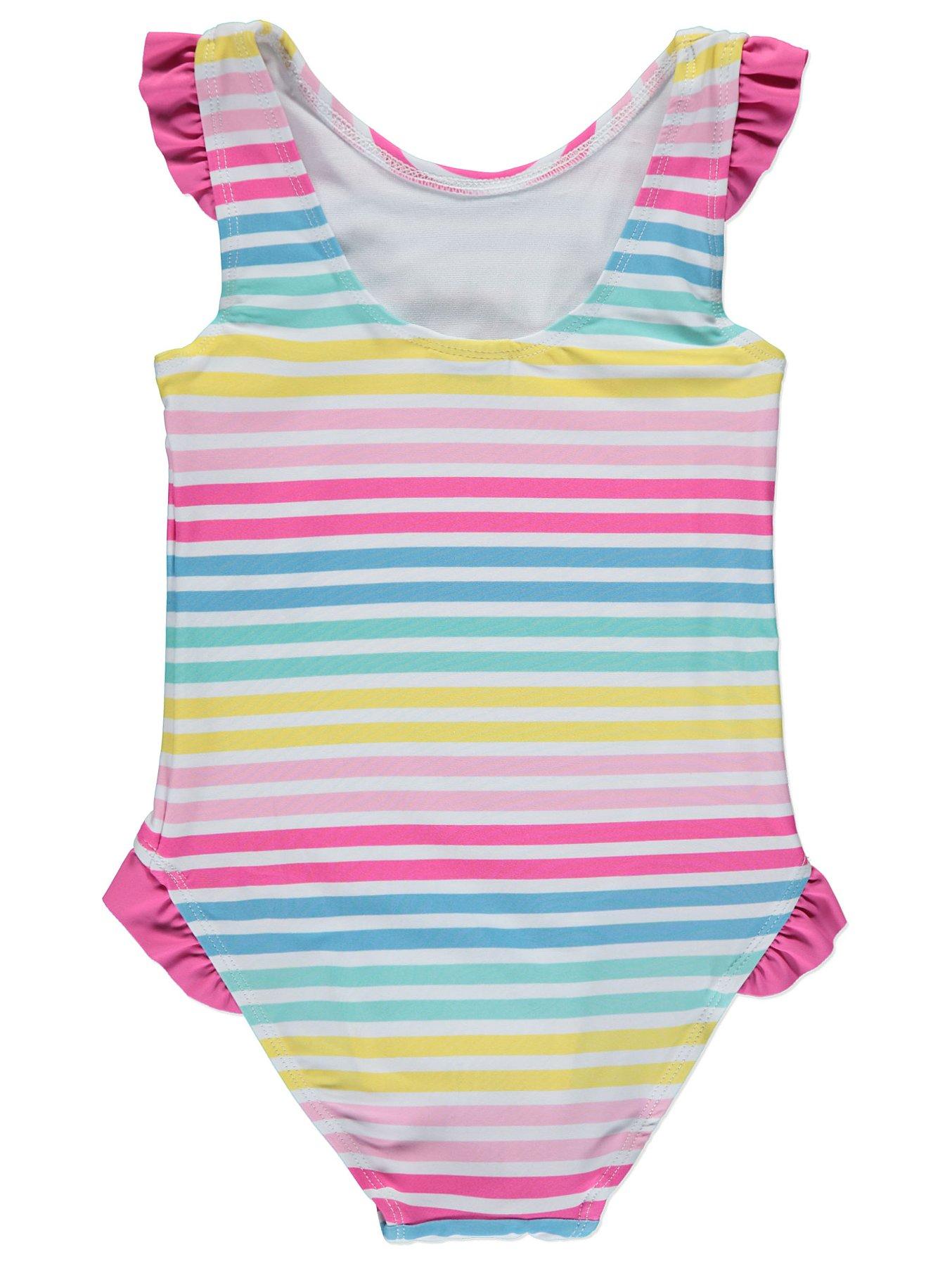 Peppa Pig Striped Swimsuit. Reset da228edaf