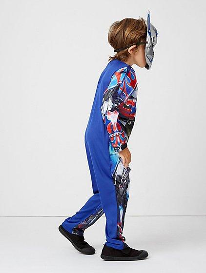 Transformers Optimus Prime Fancy Dress Costume | Kids | George