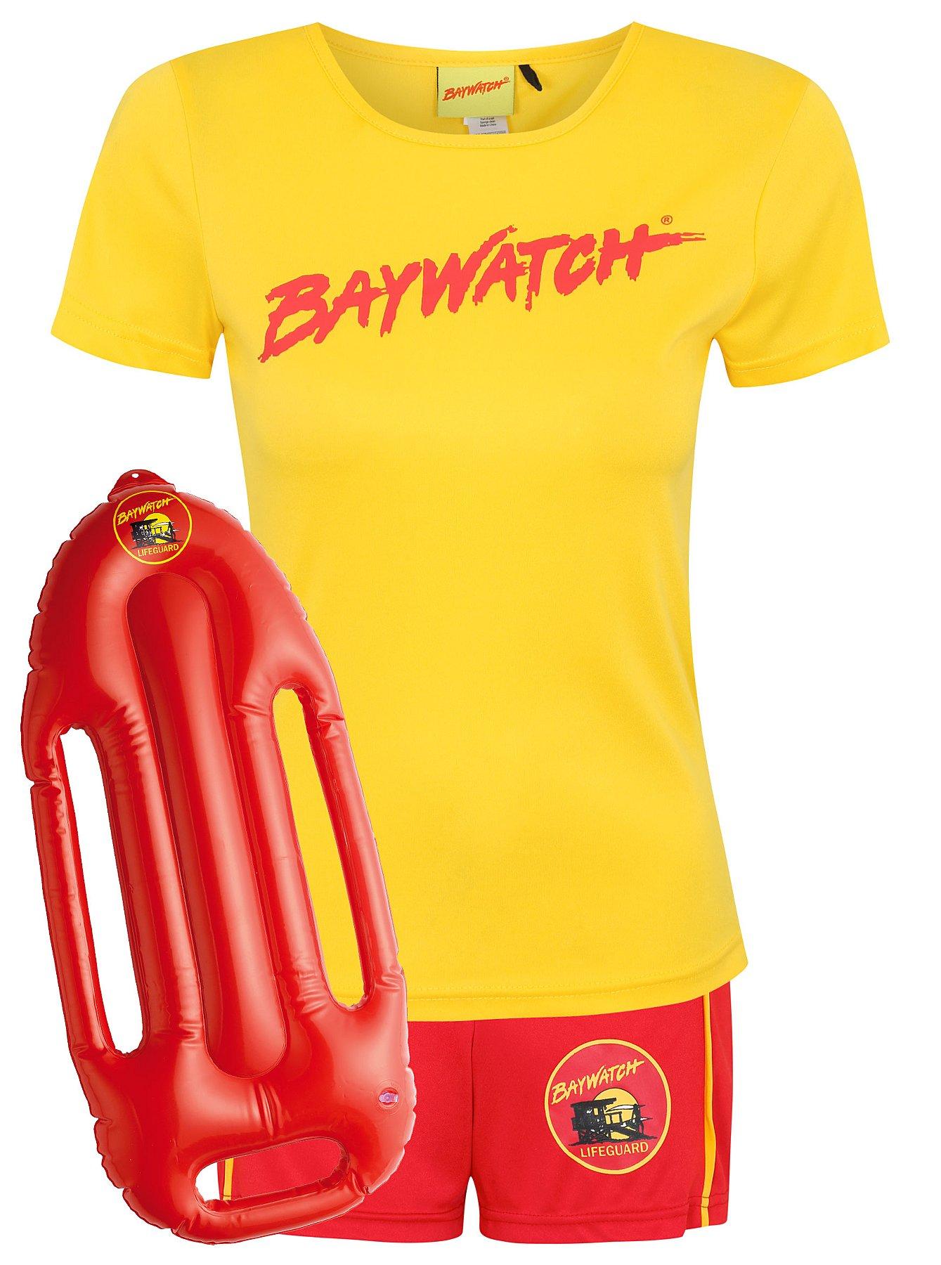 Ladies leather gloves asda - Adult Baywatch Fancy Dress Costume