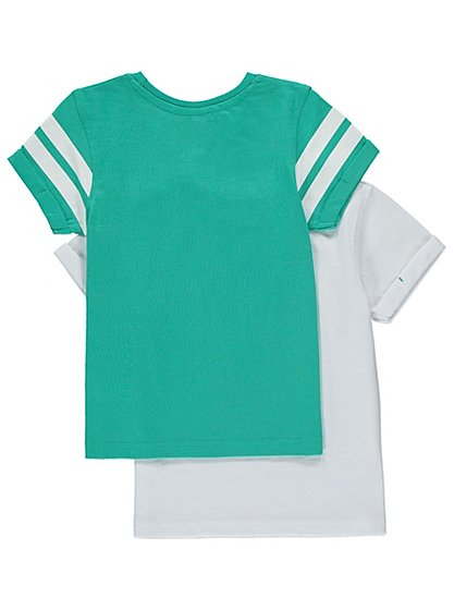 2 Pack Assorted T-Shirt | Kids | George at ASDA