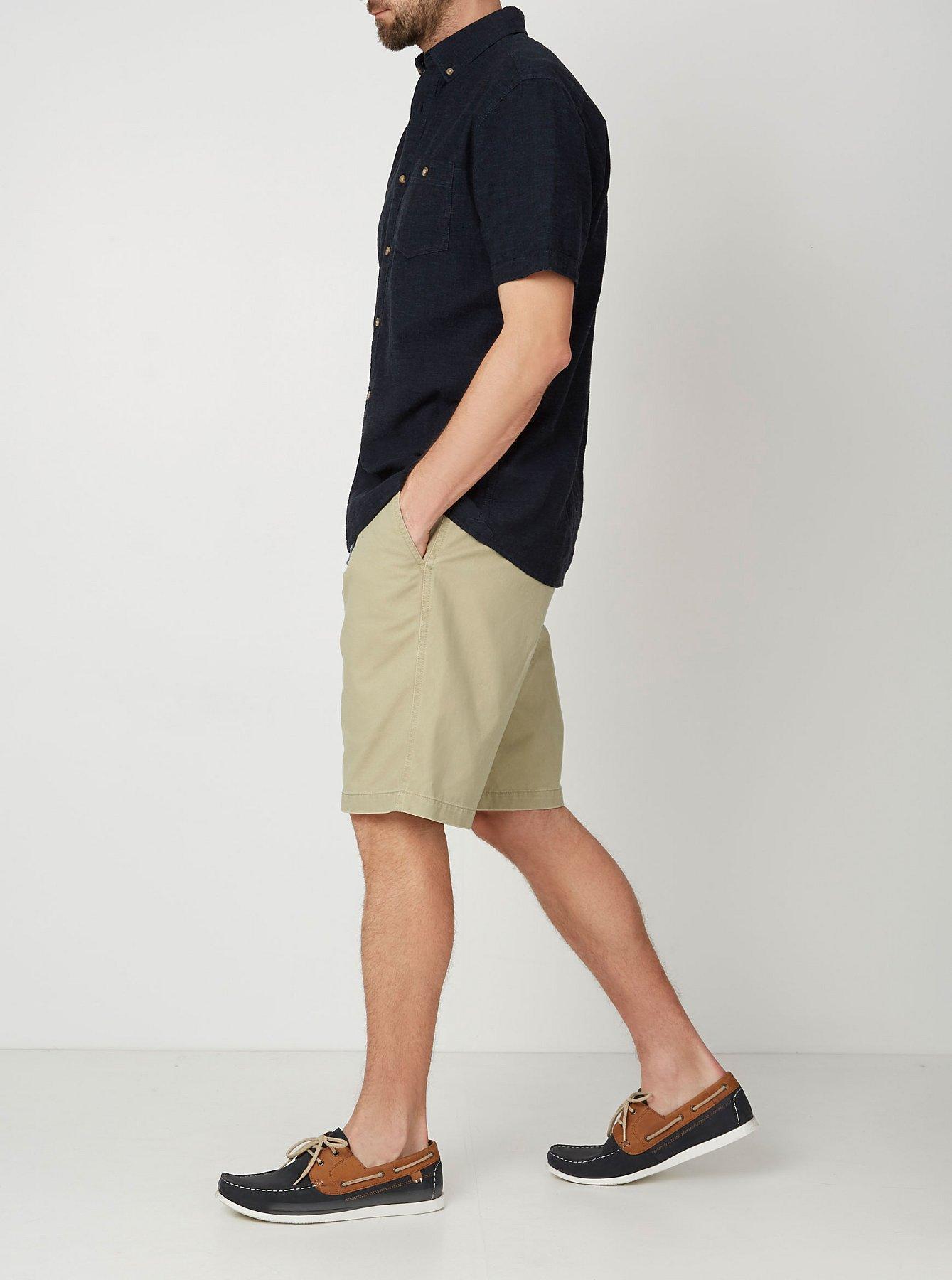 Woven Chino Shorts | Men | George at ASDA