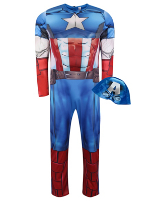 america Adult costume captain