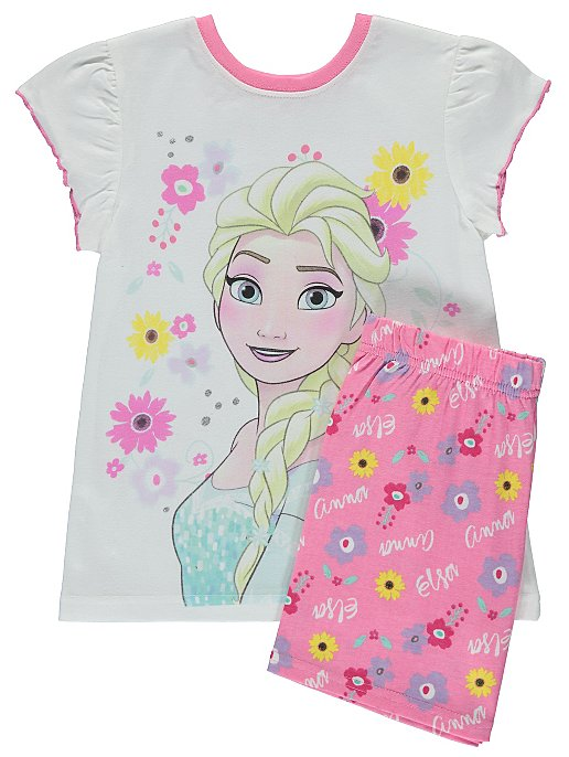 744a9a6e12b21 Disney Frozen Wear 2 Ways Pyjamas | Kids | George