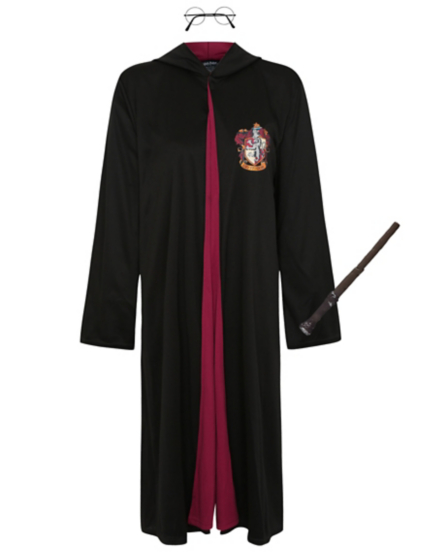 Harry Potter Adult Fancy Dress Costume | Men | George at ASDA