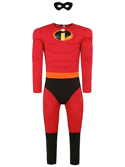 Mr Incredible Adult Costume 100