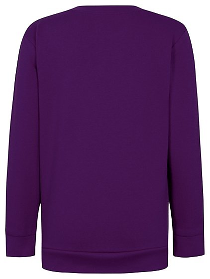 School Sweatshirt - Purple | School | George