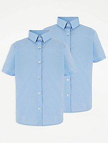 0dc91c11551 Girls School Shirts   Blouses - Girls School Uniform