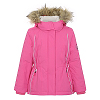 faux fur hooded padded waterproof coat kids george. Black Bedroom Furniture Sets. Home Design Ideas
