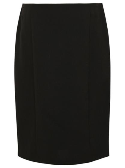 senior black school pencil skirt school george