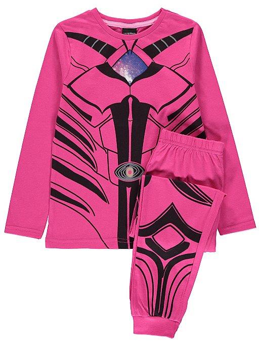 d408034c78 Power Rangers Pink Ranger Pyjamas