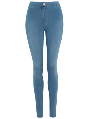 High waisted super skinny jeans cheap