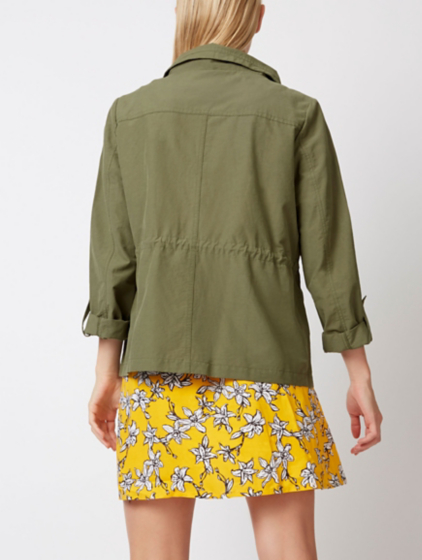 Short Parka Lightweight Jacket | Women | George
