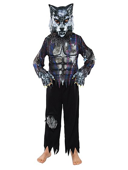 werewolf halloween costume kids george - Wolf Halloween Costume Kids