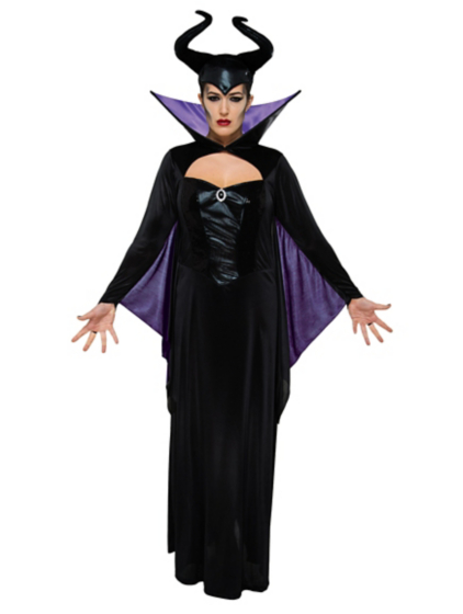 adult disney villains maleficent fancy dress costume