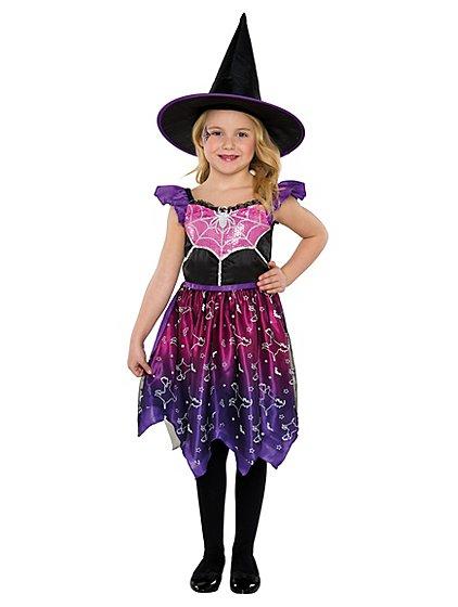 spider witch halloween costume kids george - Spider Witch Halloween Costume